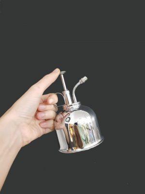 Celokovový roprašovač stříbrné barvy